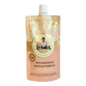 Maska witaminowa do twarzy Agafii 100 ml
