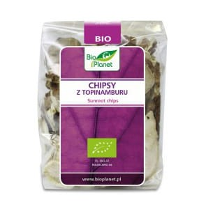 CHIPSY Z TOPINAMBURU BIO 50G