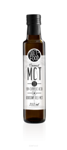 Olej MCT C8 kokosowy Diet-Food 250ml