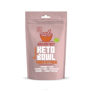 KETO Bowl tiger attack BIO 200 g