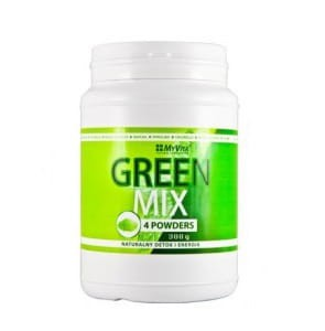 Green mix 4 powders 300g