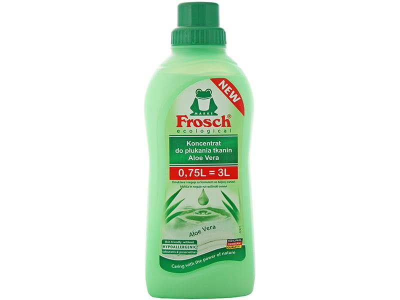 Frosch Koncentrat Do Płukania Tkanin Aloe Vera 750ml